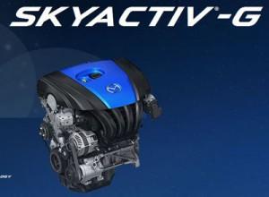 Mazda Skyactiv Engine