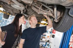 car repairs at Cox Mazda