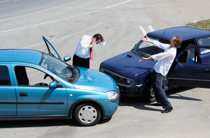 File an insurance claim after an accident