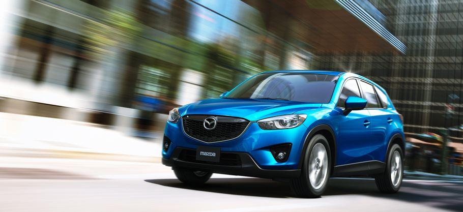 Mazda SUV Models
