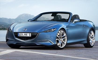 2014 Mazda MX-5 Miata release date