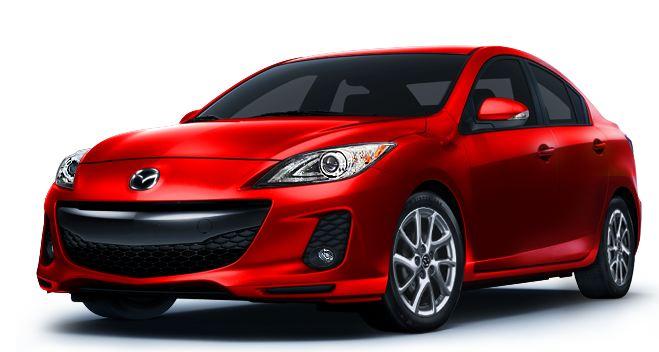 2014 Mazda3 4 door