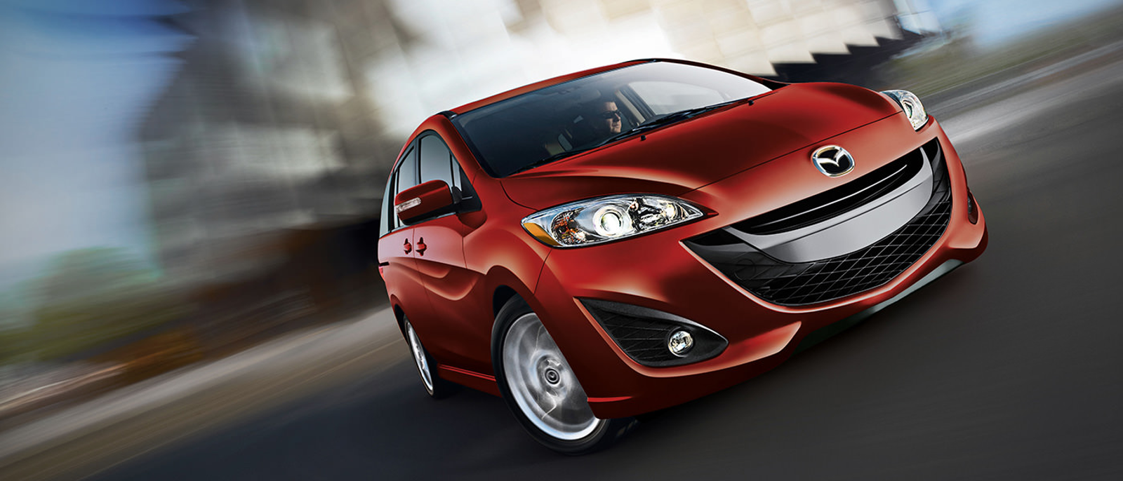 2015 Mazda5 minivan