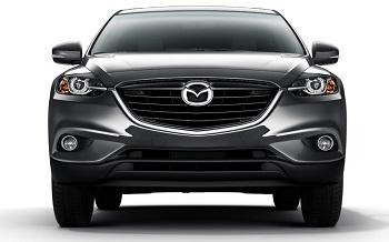 2015 Mazda CX-9 Front