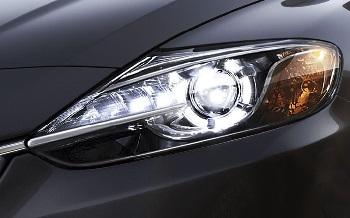 2015 Mazda CX-9 Headlight