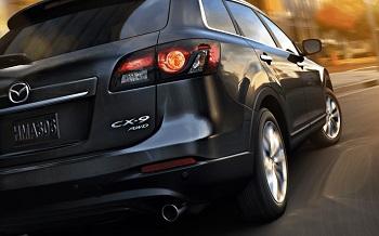 2015 Mazda CX-9 Rear