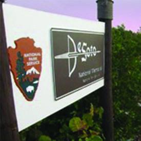 De Soto National Memorial park