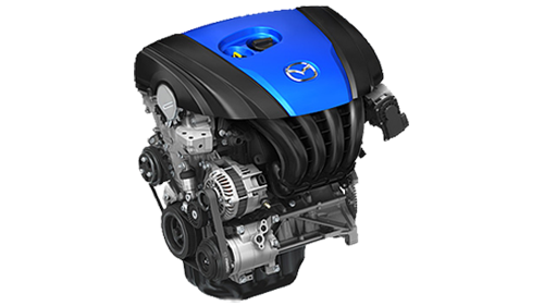 SKYACTIV® Engines