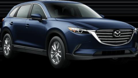 New 2018 Mazda CX-9 sport auto