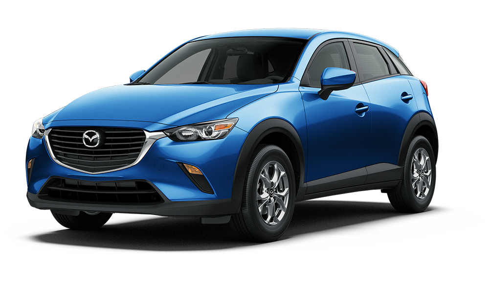 New 2017 Mazda CX-3 Sport Auto
