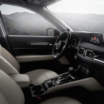 2017 Mazda CX 5 Interior Dashboard