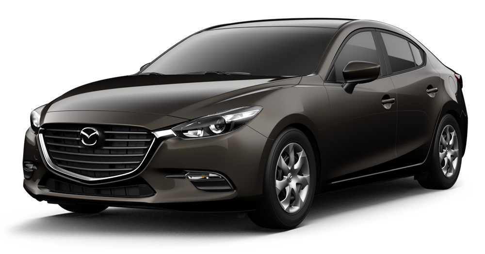 New 2017 Mazda3 Sport Sedan Auto