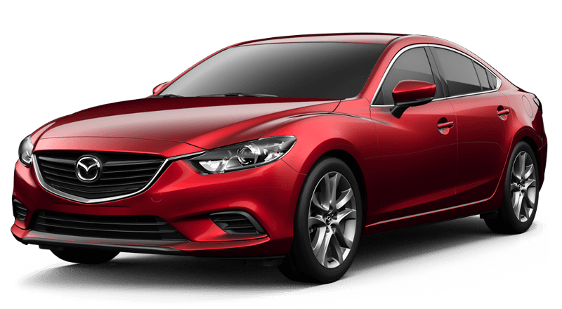 2017 Mazda6 Touring trim