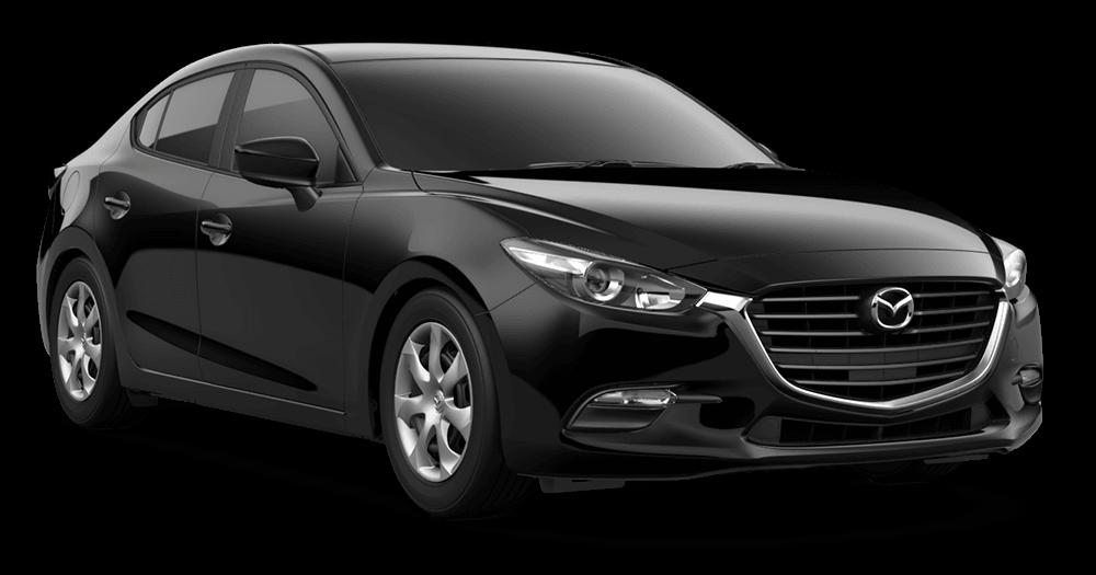 New 2018 Mazda3 Sedan (Sport AT)