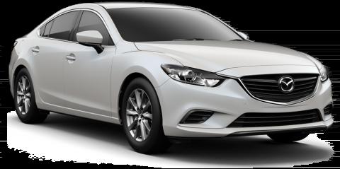New 2017.5 Mazda6 (Sport AT)