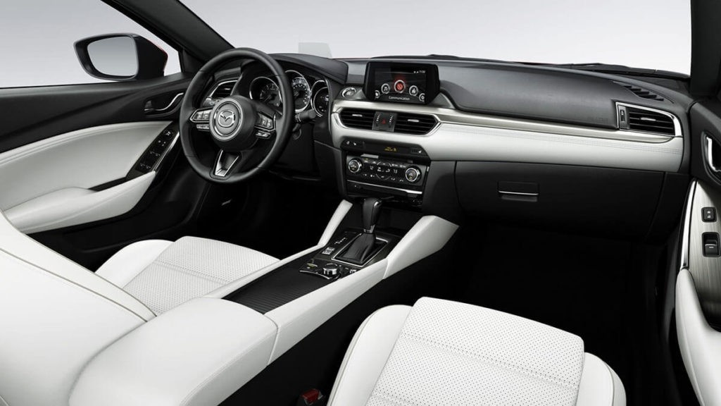 Compare The 2017 Mazda6 Touring Vs The 2017 Mazda6 Grand Touring