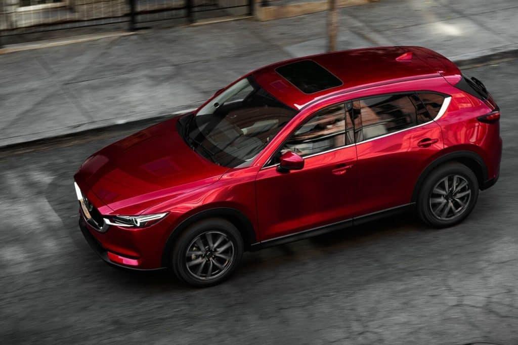 2017 Mazda CX 5