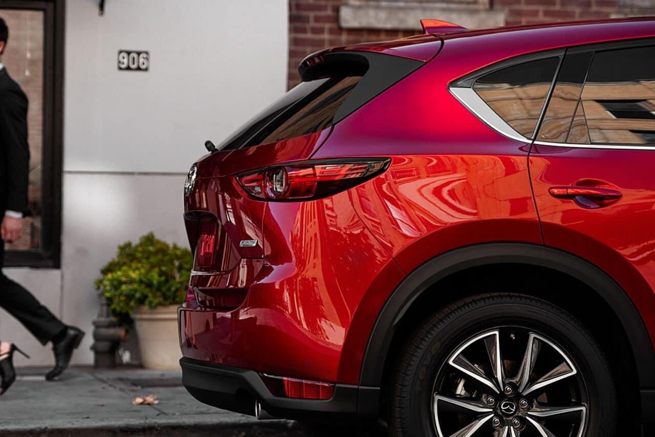 2017-Mazda-CX-5-Rear
