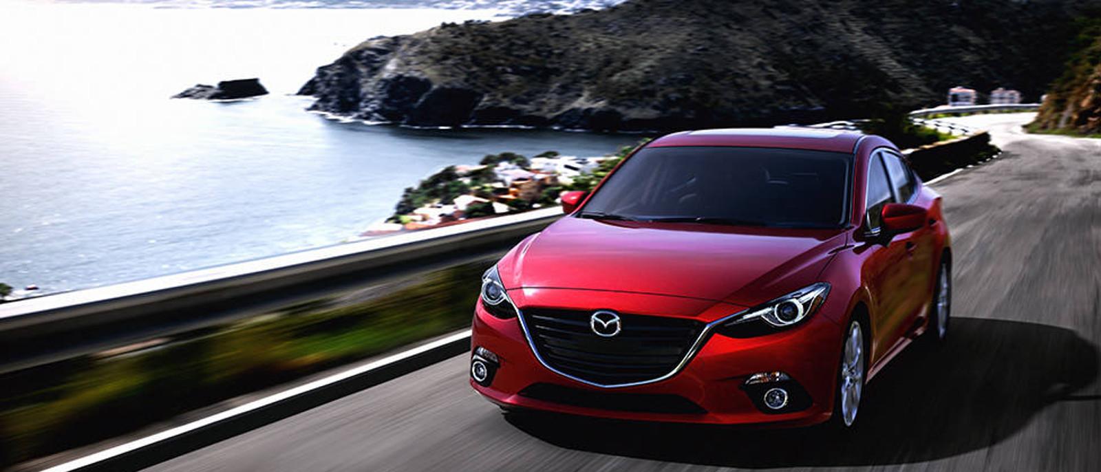 2015 Mazda3 4-door