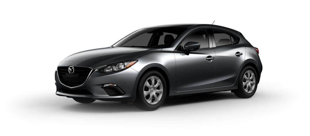 2015 Mazda3 5dr