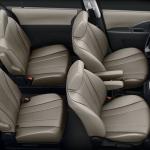 Mazda5 seating