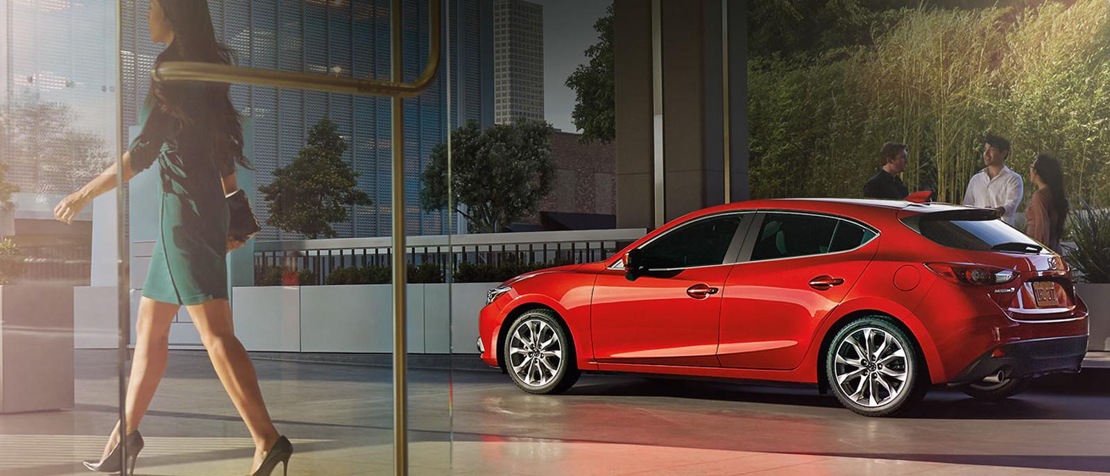 2016 Mazda3 5dr