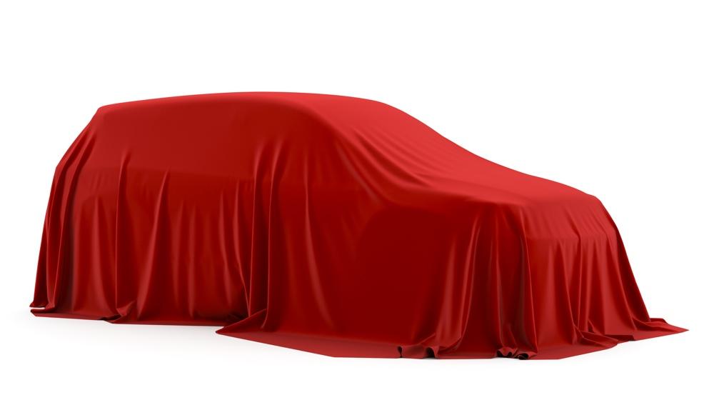 Car under cloth