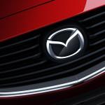 2017 Mazda6 badge