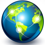 World Globe - Where are Mazdas Made?