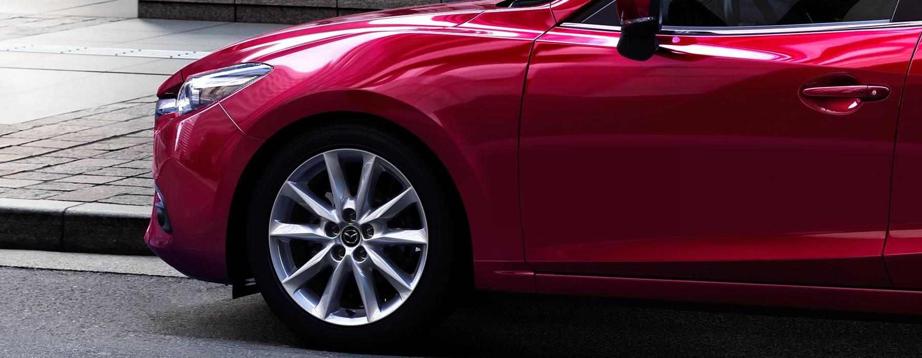 Mazda 3 Service Manual: Wheels, Tires