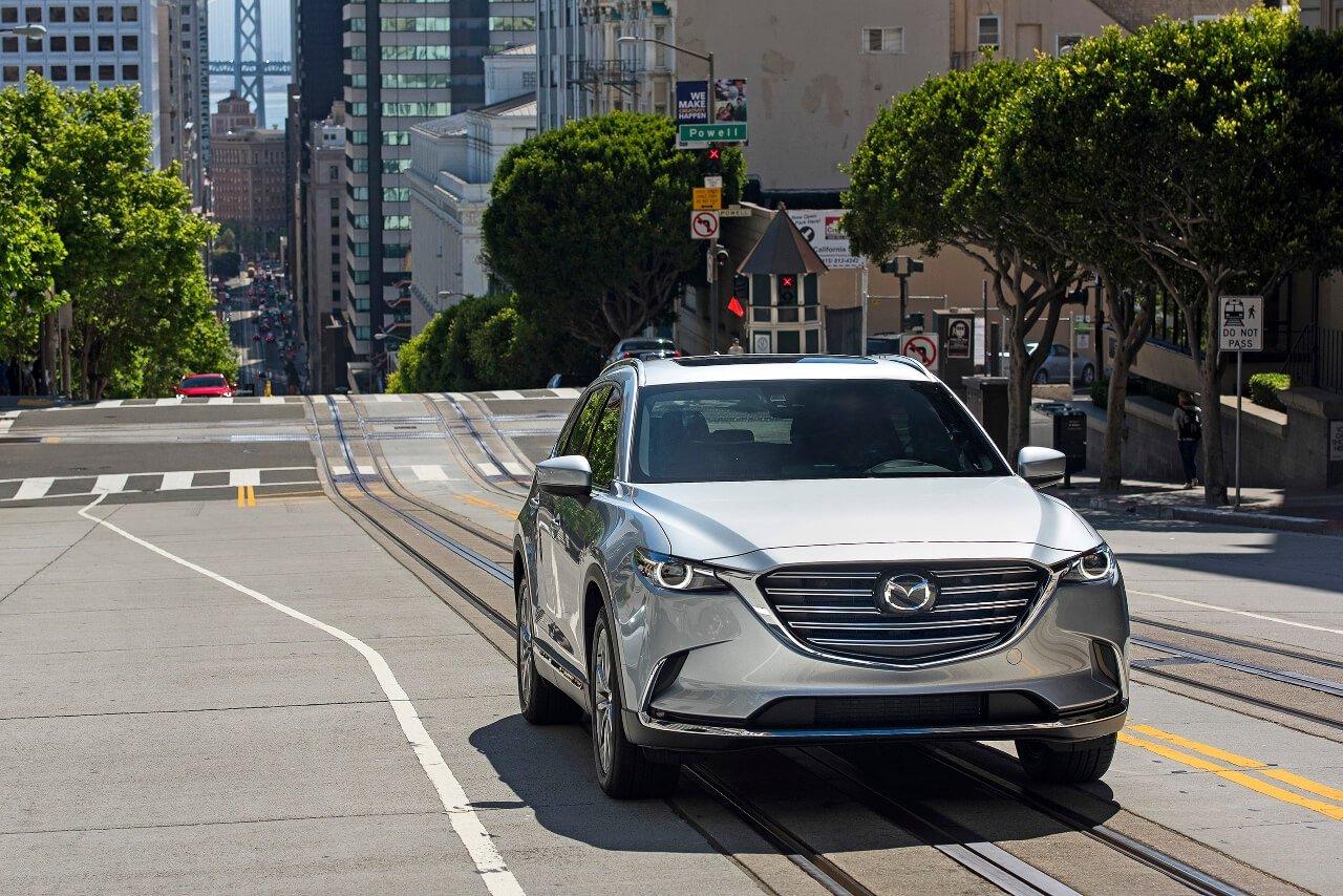 2017 Mazda CX 9 exterior