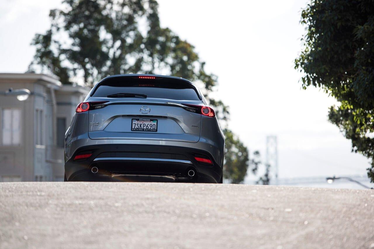 2017 Mazda CX 9 rear exterior
