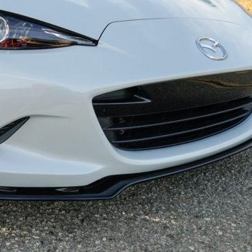 2017 Mazda MX-5 Miata front diffuser