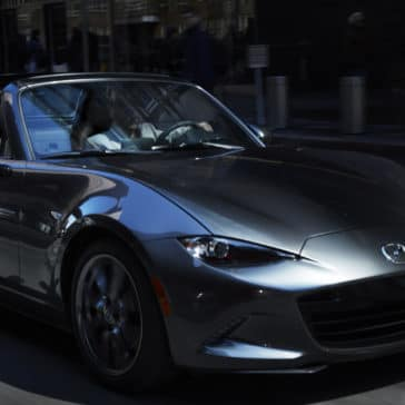2017 mazda mx-5 miata rf sports car