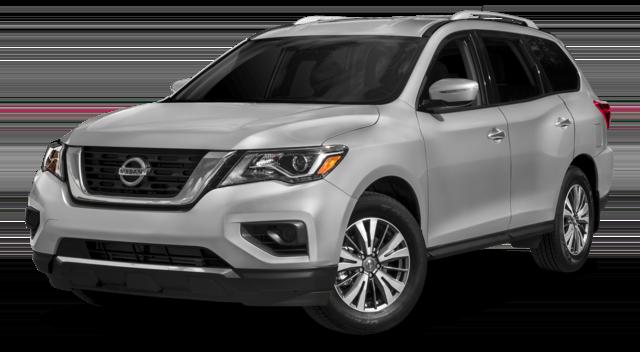 2018 Nissan Pathfinder Silver