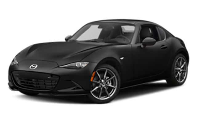 2018 Mazda MX-5 Miata RF Grand Touring Manual_