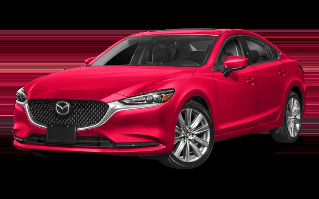 2018 Mazda Mazda6 Grand Touring Auto_