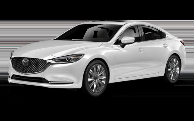 2018 Mazda Mazda6 Touring Auto_