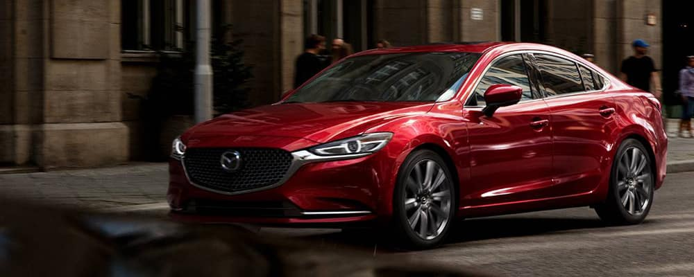 2018 mazda6 headlight