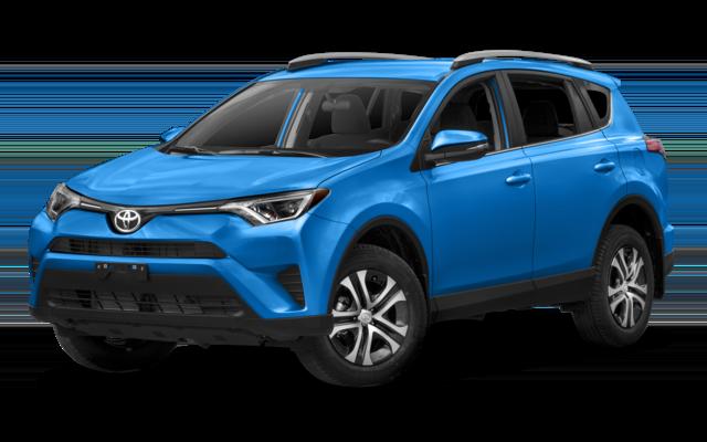 2018 Toyota RAV4 LE_