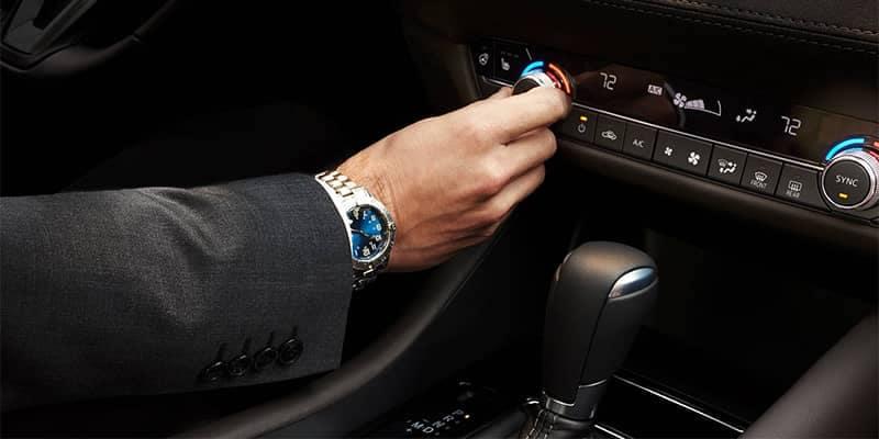 2018 Mazda6 Automatic Climate Control