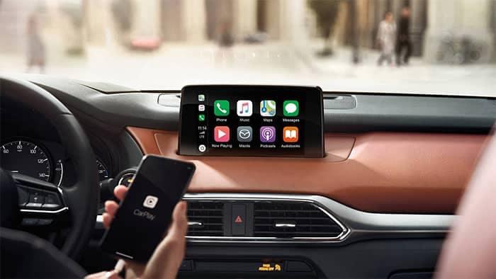 2019 Mazda CX-9 Apple Carplay