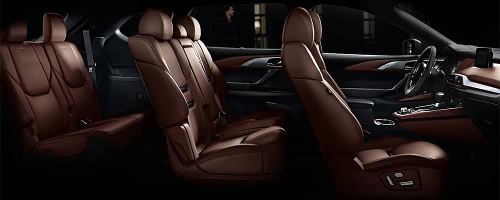 2019 Mazda CX-9 Interior Seating