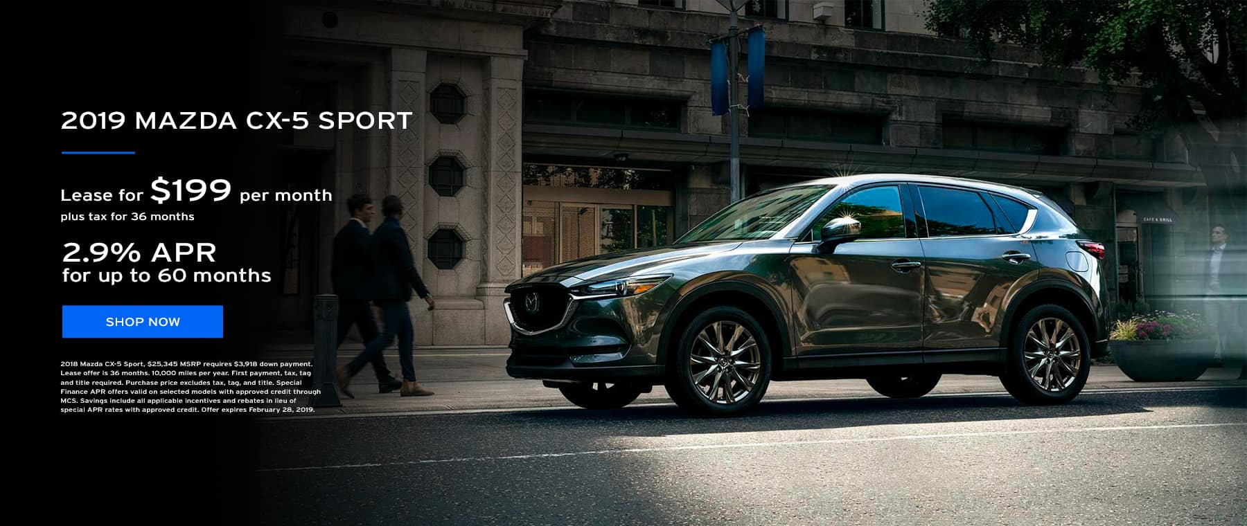 CX-5 Offers