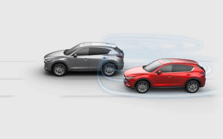 2019 Mazda CX-5 Blind Spot