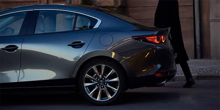 Mazda3 Tire Closeup