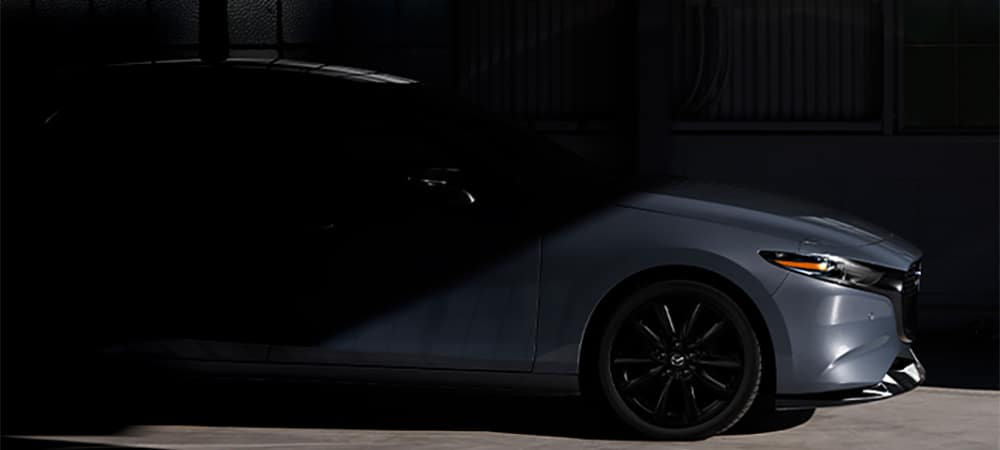 Mazda3 2.5 Turbo Darkened Out