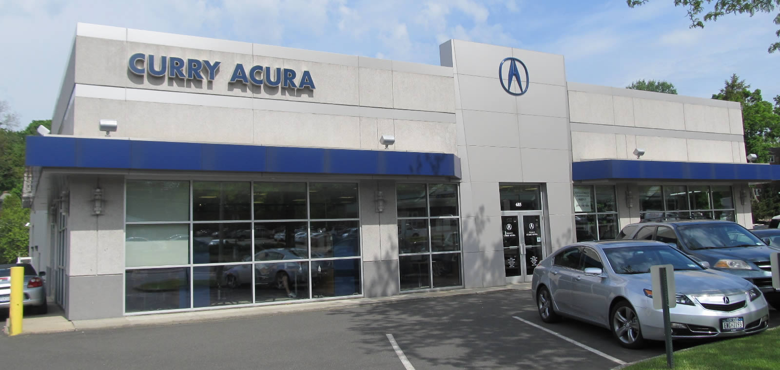 Curry Acura Dealership