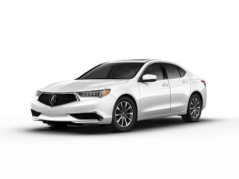 2020 TLX 8 Speed Dual-Clutch Lease Special