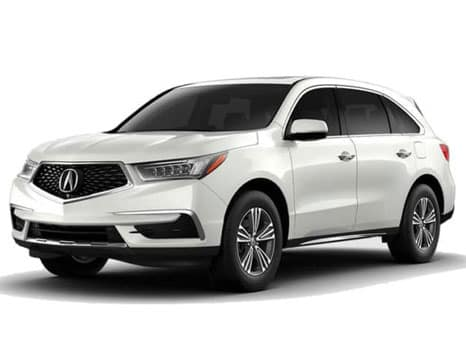 2019 MDX 9 Speed Automatic SH-AWD Lease Special